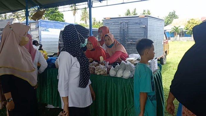 Pengunjung Komentari Pelaksanaan Pasar Murah di Tawaeli