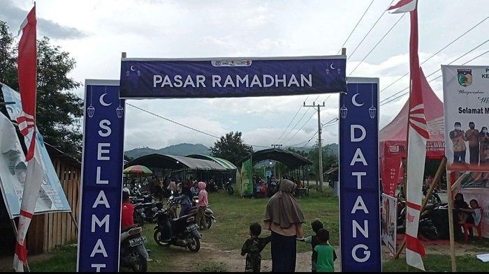 DPRD Palu Harap Pasar Ramadan Petobo Pulihkan Ekonomi Penyintas Gempa dan Likuefaksi