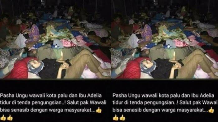 Jelang Akhir Masa Jabatan, Inilah Momen Pasha Tangani Bencana di Kota Palu