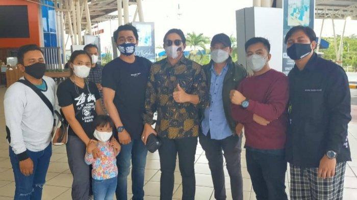 Masa Jabatan Berakhir, Pasha Ungu Langsung Terbang ke Jakarta