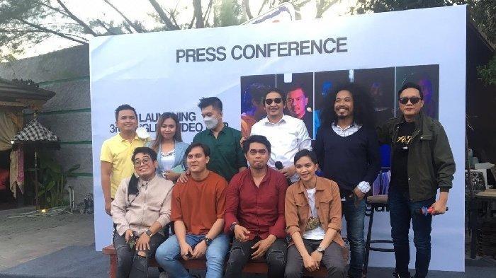 BREAKING NEWS: Wakil Wali Kota Pasha Ungu Launching 2 Single,Gandeng Band Lokal Palu