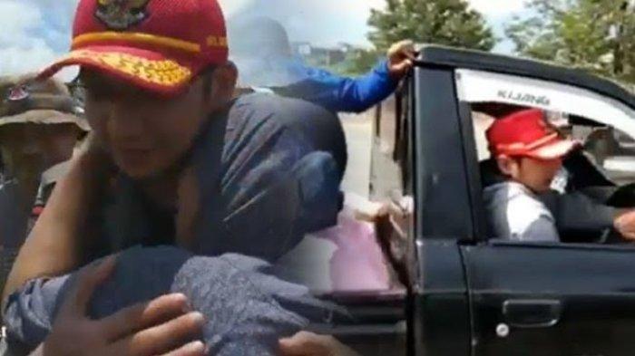 Mengenang 3 Tahun Triobencana Palu, Pasha Ungu Jadi Kurir Antar Bantuan hingga Tidur di Pengungsian