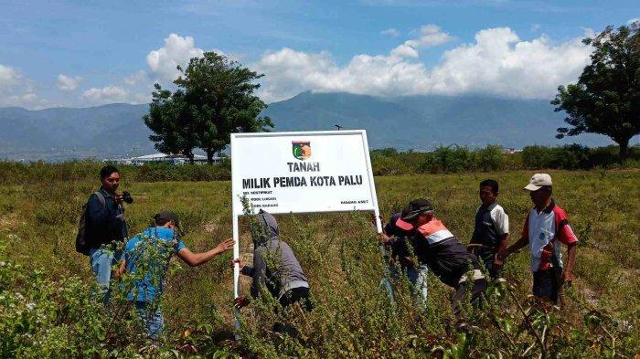 Soal Pembebasan Lahan untuk Pangkalan Udara TNI AU, Pemkot Palu Harapkan Bantuan Pihak Lain