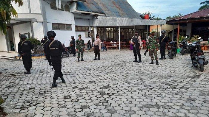Pasca Bom di Makassar, Satgas Gabungan Perketat Pengamanan Tempat Ibadah di Poso Jelang Paskah
