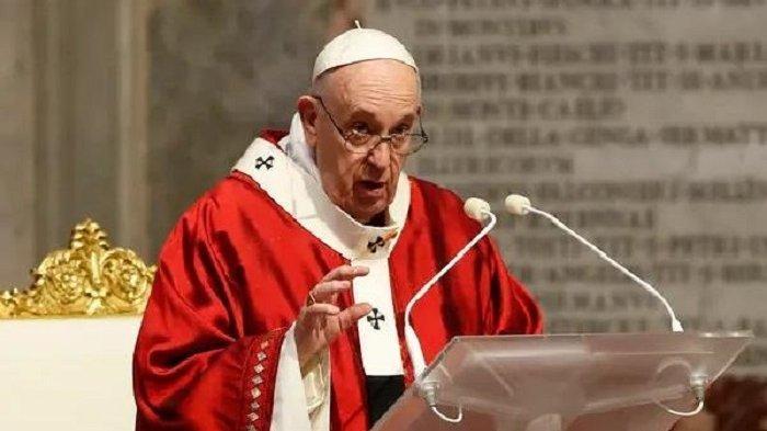 Paus Fransiskus Doakan Korban Bom di Gereja Katedral Makassar: Apa yang Tuhan Lakukan? Dan Kita?