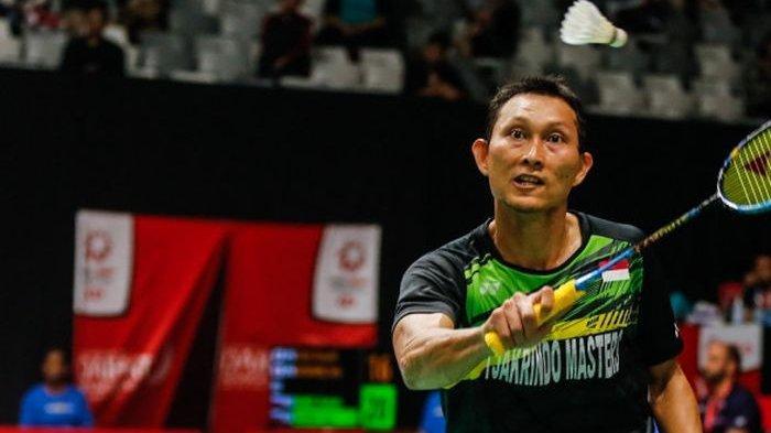 Jadwal Indonesia Masters 2019 Hari Ini:Sony Dwi Kuncoro Main Sore Nanti