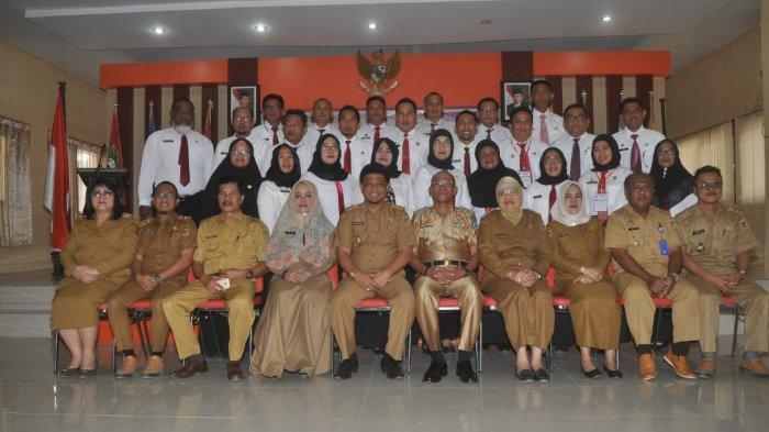 33 Pejabat Administrator di Pemprov Sulteng Ikut Diklat Kepemimpinan Tingkat III