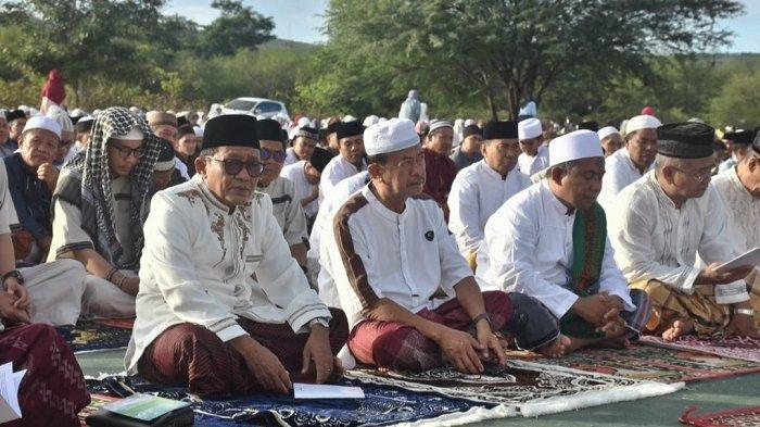 Laksanakan Salat Idul Fitri di Rumah, Begini Niat dan Cara Melakukannya, untuk Sendiri dan Jamaah