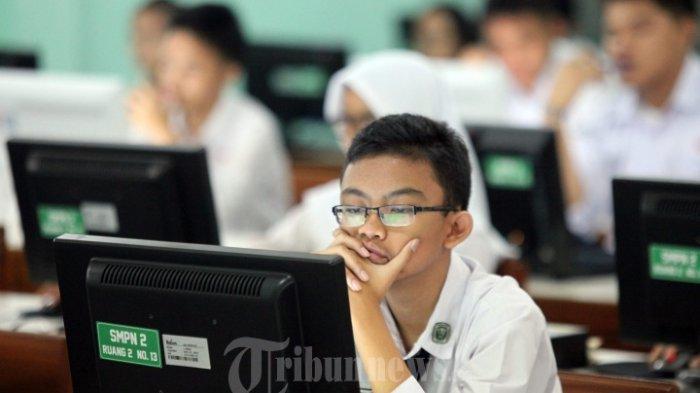 Ujian Nasional 2020 Dibatalkan, Nadiem Makarim Minta Maaf ke Siswa SMK yang Terlanjur Ujian