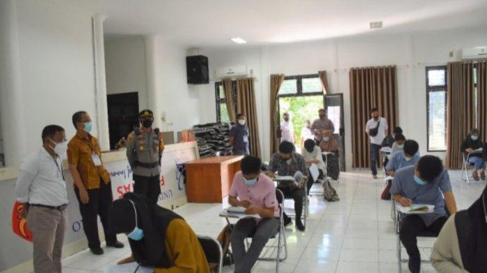 6.058 Peserta Ikuti SMMPTN Untad, Prodi Manajemen Paling Diminati