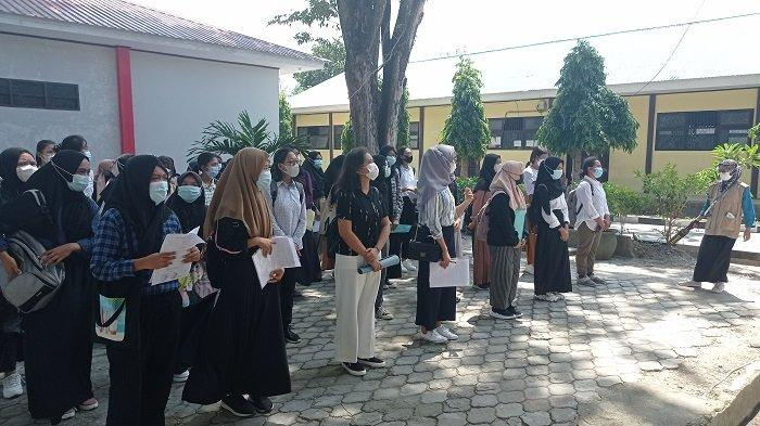 Ujian SMMPTN Universitas Tadulako Dimulai Hari Ini