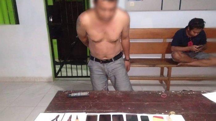 Residivis Kasus Curat Kembali Beraksi, Polres Tojo Una-Una Terpaksa Lepaskan Tembakan di Penangkapan