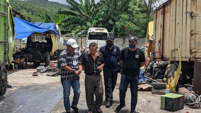 Terpidana Kasus Ilegal Logging Kejati Gorontalo Tertangkap di Banggai