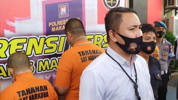 Polrestabes Makassar Ringkus 2 Musisi Pengedar Tembakau Gorilla