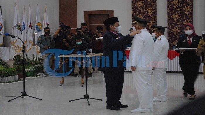 Besok, DPRD Gelar Paripurna Sertijab Bupati-Wakil Bupati Banggai
