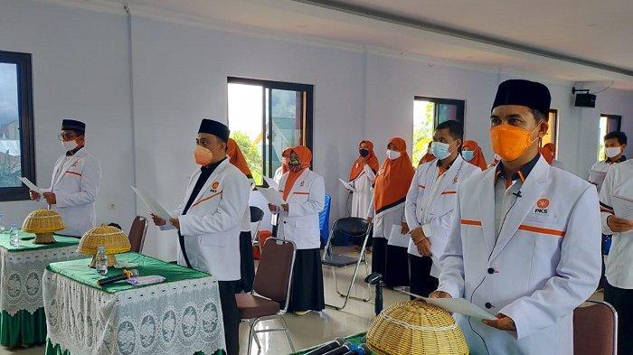 Usai Pelantikan Pengurus, PKS Sulteng Siapkan Strategi Capai 15 Persen Pemilu 2024