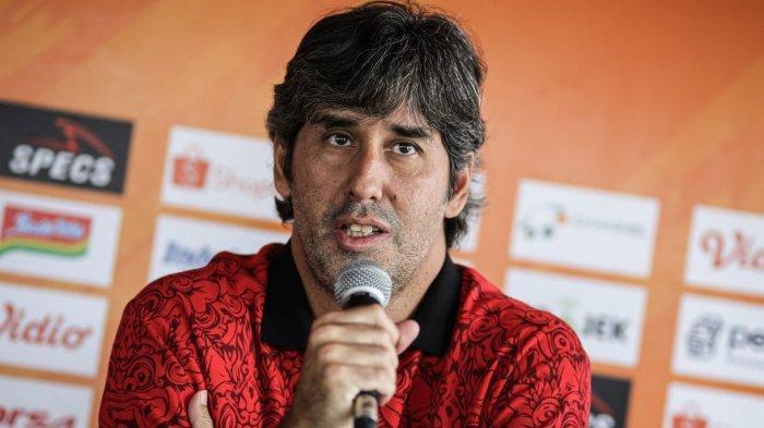 Tanggapan Pelatih Bali United, Stefano Cugurra Teco soal Irfan Bachdim Diisukan Pindah ke Borneo FC