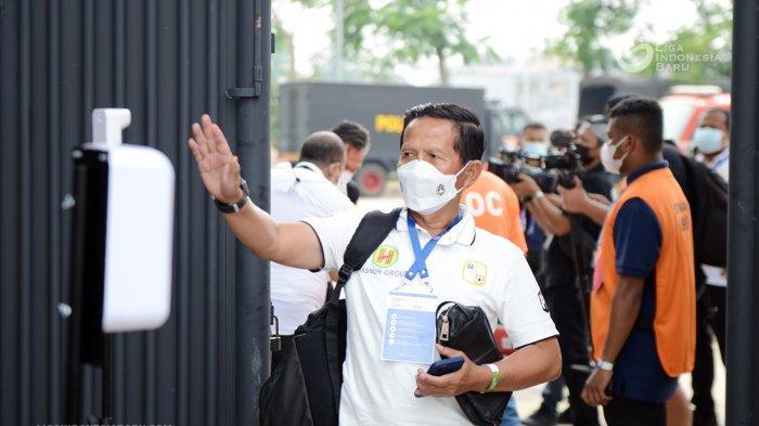 Barito Putera Dua Kali Kalah Beruntun, Coach Djanur Evaluasi Konsentrasi Pemainnya yang Kerap Lengah