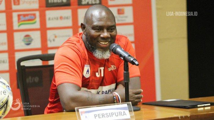 Manajemen Persipura Jayapura Bantah Rumor Jacksen F Thiago Pindah dari Klub