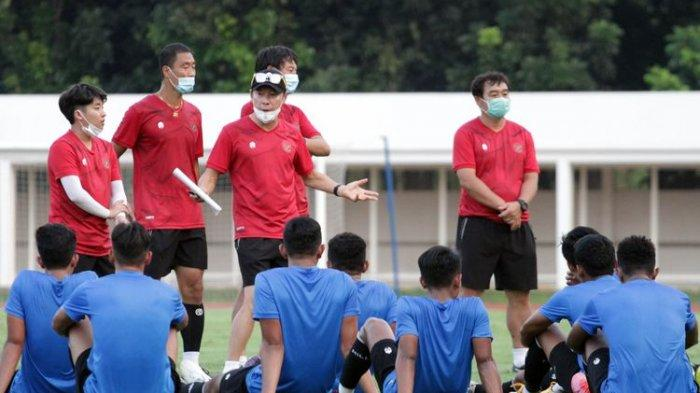 Usai Dibabat Vietnam 0-4, Shin Tae-Yong Fokus Perbaiki Mental Pemain Jelang Laga Terakhir Lawan UEA