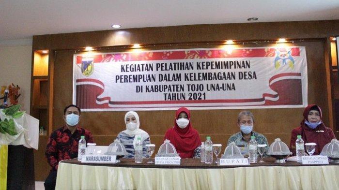 DP3A Sulteng Latih Partisipasi Perempuan dalam Pembangunan Desa di Tojo Una-una