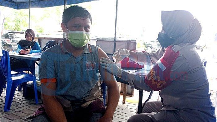 13,57 Persen Penduduk di Sulteng Sudah Divaksin Covid-19