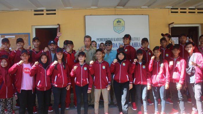Kabupaten Tolitoli Utus 51 Pelajar ke POPDA Tingkat Provinsi Sulawesi Tengah