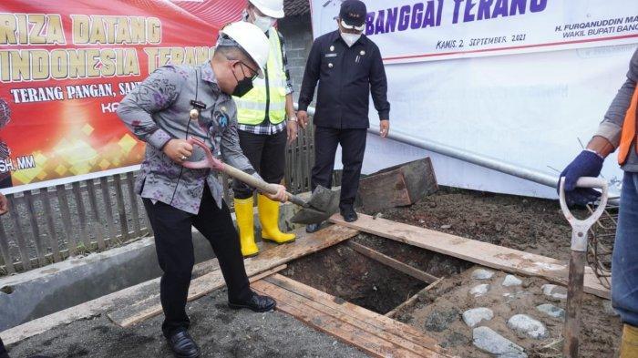 3.000 Unit Penerangan Jalan Bakal Dibangun di Banggai, Bupati Amirudin: Hibah Internasional