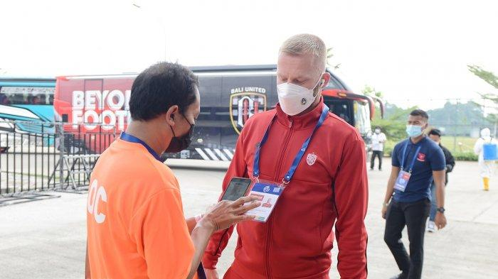 Melvin Platje Optimis Bali United Bakal Tundukkan Persib Bandung untuk Pertahankan Rekor Sempurna