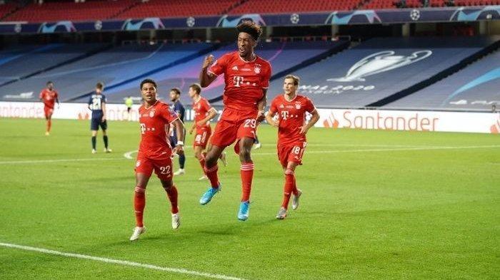 Hasil Liga Champions - Hajar Lazio 1-4, Bayern Muenchen Selangkah ke Perempatfinal