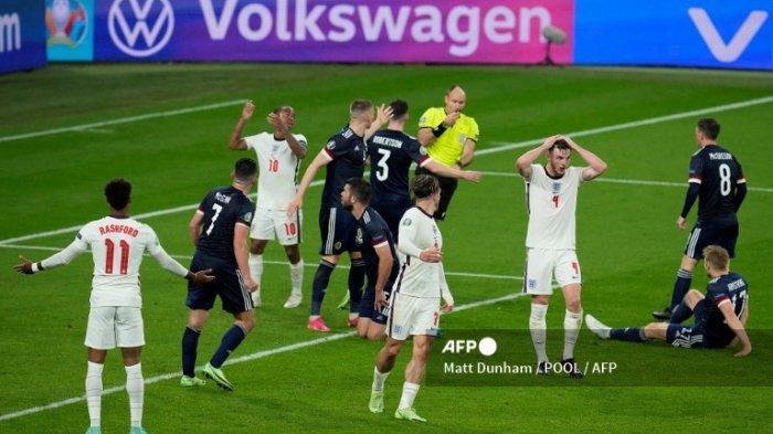 Klasmen Euro 2020: Inggris Terancam, Swedia Bikin Kejutan