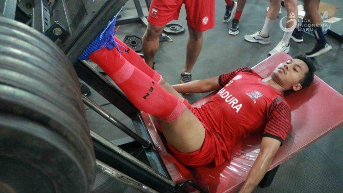 Persiapan Jelang Liga 1 2021, Madura United Fokus Persiapkan Kembali Fisik Pemain
