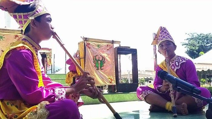 Mengenal Musik Teku Teku Posintomu Nu Eo Ante Vula Suku Kaili Palu