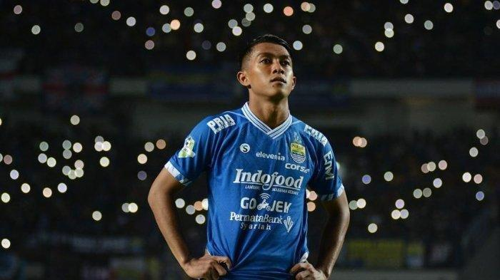 Pemain Persib Bandung, Febri Hariyadi Raih Gelar 'Best Young Player' Pekan ke-23 Liga 1 2019