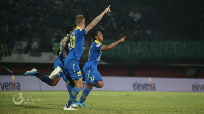 Update Klasemen Liga 1 2020:Madura United vs Persiraja Seri, Persib Bandung Kokoh di Puncak Klasemen