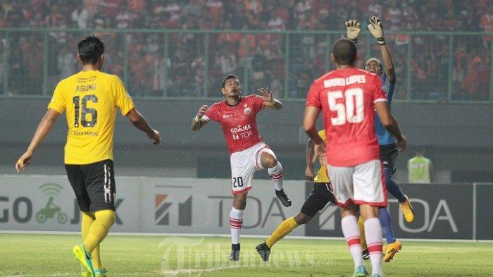 Link Live Streaming Laga Perebutan Klasemen Grup G Piala AFC, Persija Jakarta VS Ceres Negros