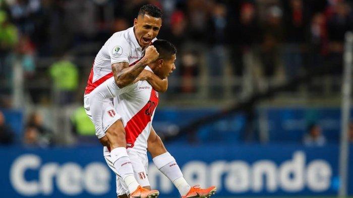Kalahkan Chili Tiga Gol Tanpa Balas, Peru Rasakan Final Copa America Lagi Setelah 44 Tahun