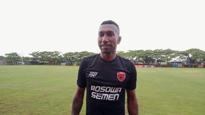 Absen di 2 Laga, Pelatih PSM Makassar Berharap Patrich Wanggai Sudah Bisa Dimainkan Lagi di 8 Besar
