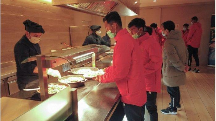 Belajar dari Kasus Mi Instan & Nasi Bungkus, Timnas U-19 Jaga Ketat Pola Makan Selama TC di Spanyol