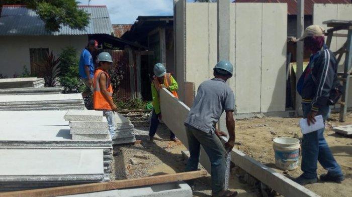 Dompet Dhuafa Targetkan Bangun 1.000 Huntap Srikandi untuk Korban Gempa Sigi