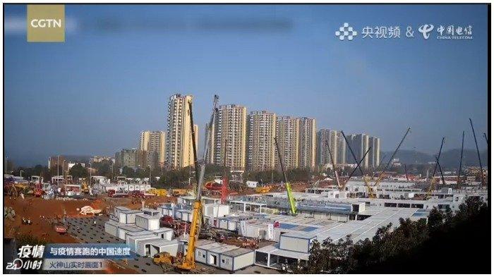 China Laporkan Kembali Munculnya Kasus Positif Corona di Kota Wuhan