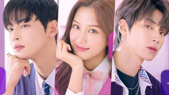 Cha Eun Woo Nyanyika OST True Beauty, Tejemahan Liriknya Bikin Baper
