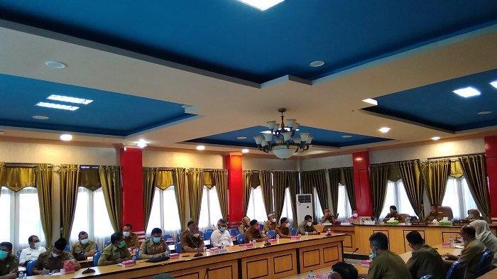Hadianto Rasyid Terima Kunjungan Wali Kota Singkawang, Diskusi Program Prioritas