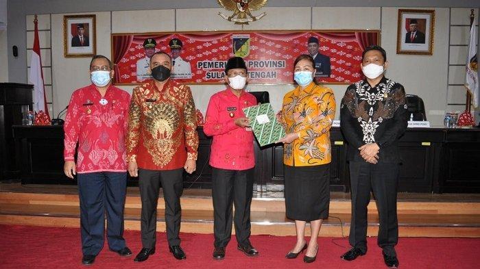 Bahas Teror MIT, Pemprov Sulteng Bantu Fasilitasi Pertemuan Pemkab Poso dengan Presiden Jokowi