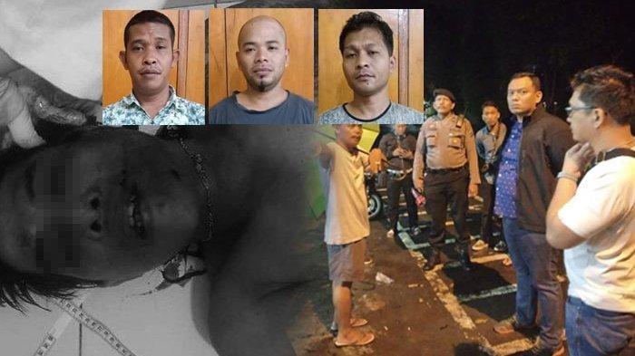 Keroyok Preman Berparang yang Palak Nasgor hingga Tewas, Pemilik dan 2 Karyawan Kedai Jadi Tersangka