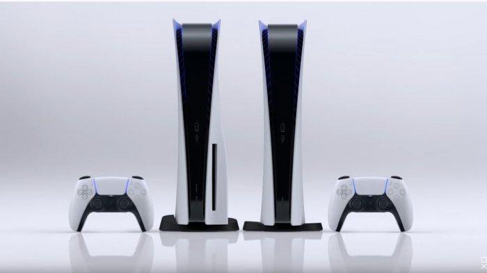Harga Resmi PS5 dari Sony, Edisi Digital Rp 6 Jutaan dan Reguler Rp 7,4 Jutaan, Intip Spesifikasi