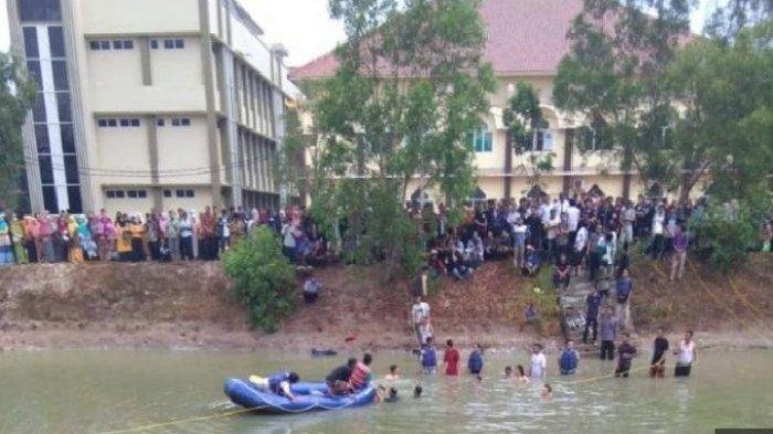 Deretan Fakta Perayaan Ultah Berujung Maut yang Akibatkan 2 Mahasiswa UIN Lampung Tewas Tenggelam