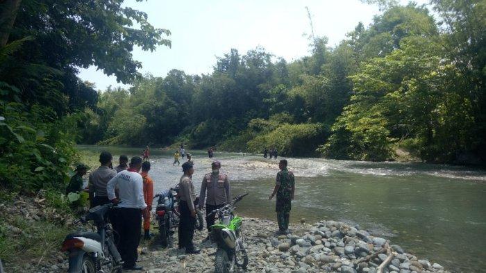 Lansia di Kecamatan Moilong, Banggai Dikabarkan Terseret Arus Sungai