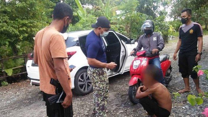Pencuri Kotak Amal Masjid di Toili Banggai Terekam CCTV, Akhirnya Diciduk Polisi