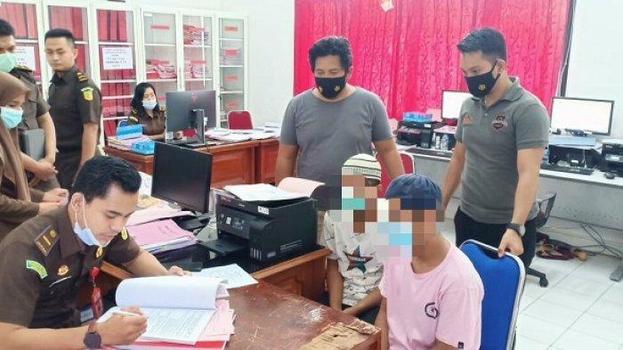 Kasus Dua Pencuri Ternak di Sigi Dilimpahkan ke Kejari Donggala
